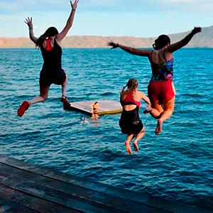 apoyo lagoon masaya nicaragua