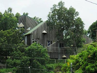 Wood Construction San Juan Del Sur