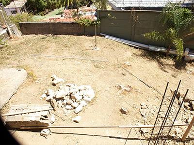 Casa72 Before Construction