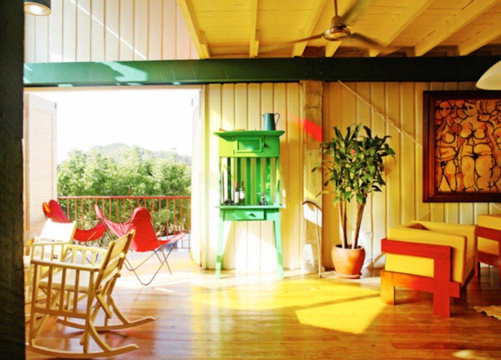 San Juan Del Sur Vacation Rental Casa 72 Wood Ceilings