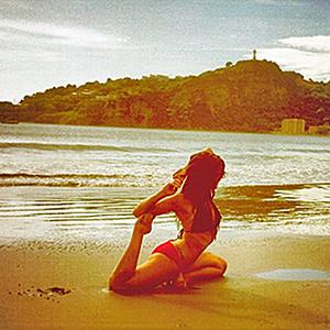 places to do yoga san juan del sur